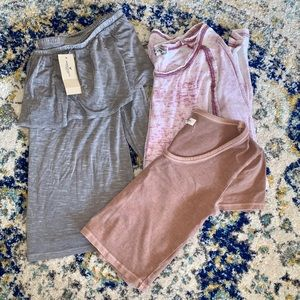 BUNDLE of 3 Shirts (Urban Outfitters & AE)